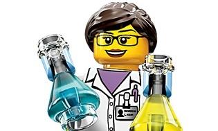 Lego female role models!