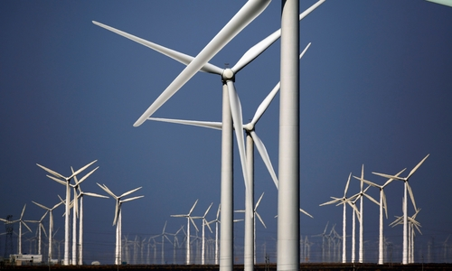Renewable energy on the rise