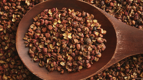 Hot stuff: Sichuan peppers and vibrating tongues