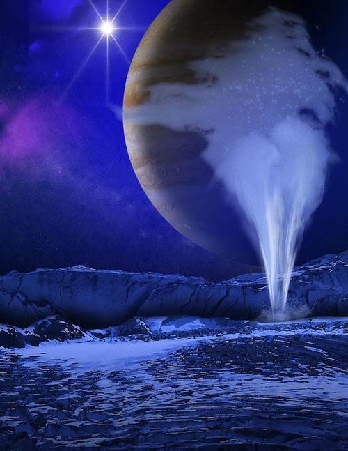 Alien oceans: extraterrestrial life on Jupiter's moons?