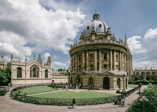 Oxford leads the way in spurning fossil fuel investment