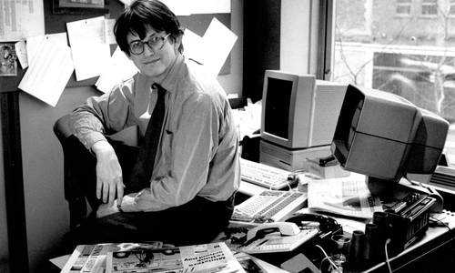 End of an era: Rusbridger steps down