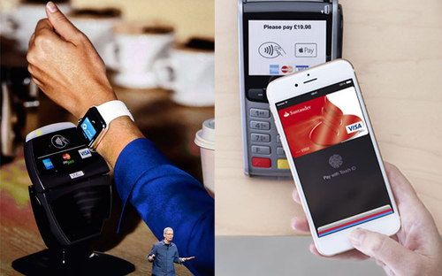 Apple Pay makes it's way to the UK