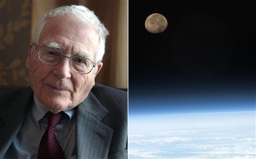 The ever interesting James Lovelock