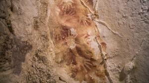 40,000 year old cave paintings in Indonesia: art is older than previously thought!