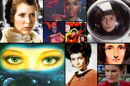 Sci-fi's Attack of Misogyny and Other Forms of Oppression