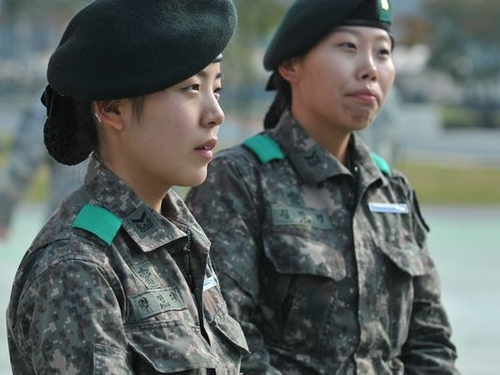 Women Breaking Military Barriers