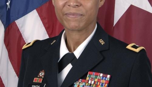 Overcoming Adversity: Leadership Lessons from Brigadier General Linda Singh