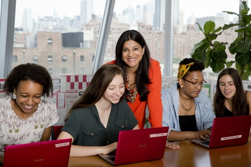 Girls Who Code: Empowering Girls to Know Their Worth