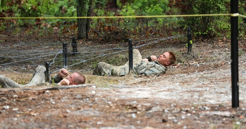3 Women Successfully Complete the First Phase of Ranger School