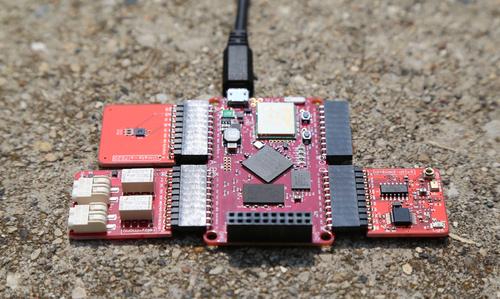 Tessel Javascript hardware