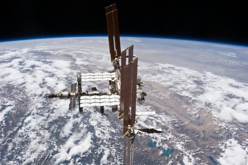 Chinese Research on the ISS