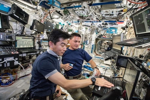 Urine, Breath, Sweat, and Tears: Water on the ISS
