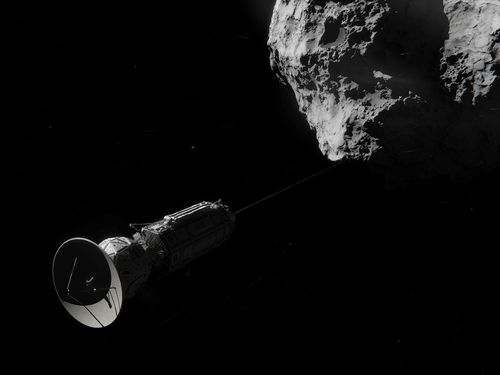 Comet hitchhiking: fishing for delta-V with harpoons