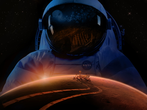 NASA Roadmap to Mars