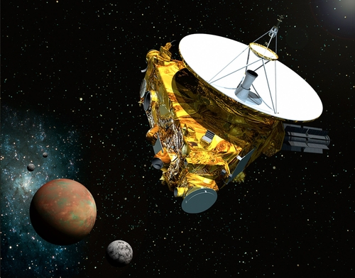 From Playstation to Pluto: The chip powering New Horizons
