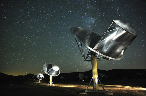 Finding aliens in the search for planets