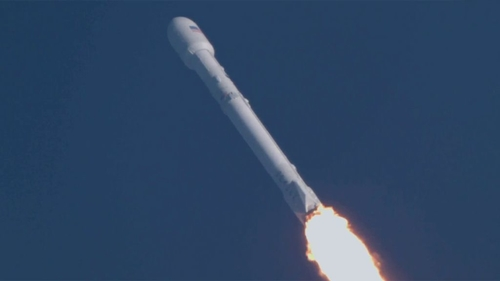 SpaceX Successfully Reuses Rocket