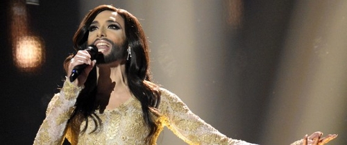 Conchita wins Eurovision!