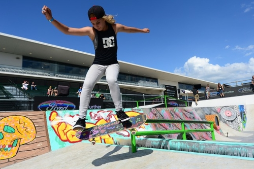 Women Skateboarders Creating Their Own Future