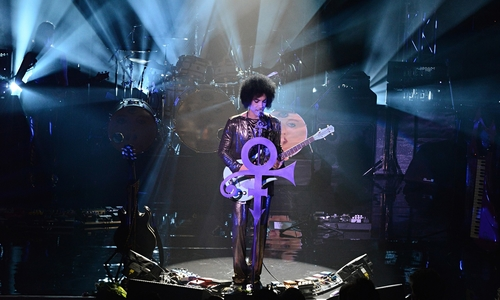 Prince Rocks Autism Awareness