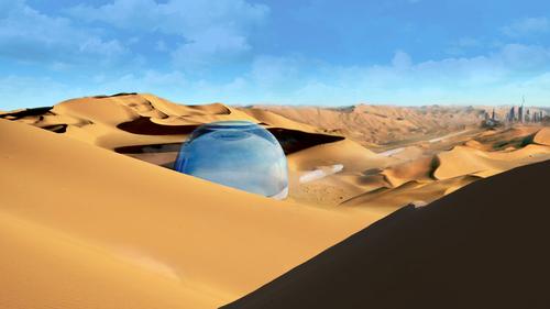 Water Wars: Solar energy producing fresh water