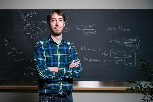 Life from statistical mechanics