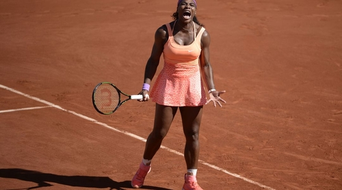 Serena Williams and persistent racism