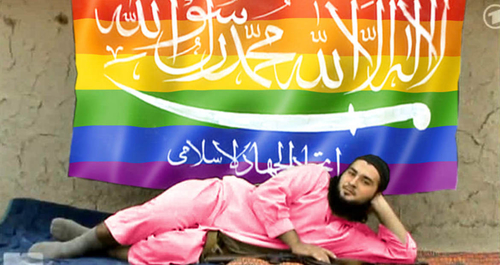 Anonymous hacks ISIS and makes it fabulously gay