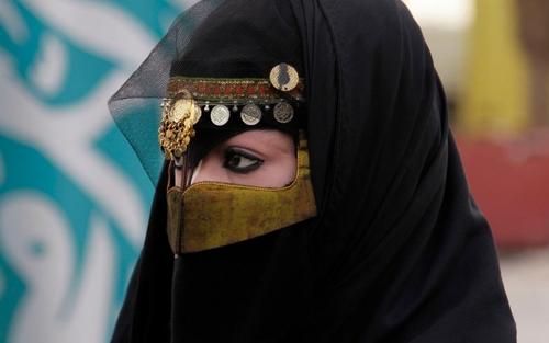 Saudi Arabia's Religious Police Outlaw 'Tempting' Eyes