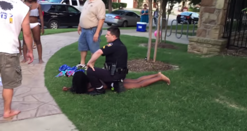 Worst Excuse Yet For The Texas Pool Party Racism