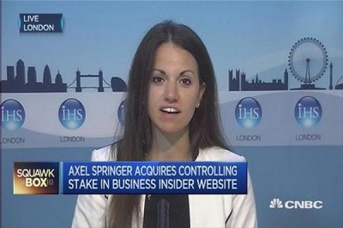 Axel Springer buy Business Insider for $343m