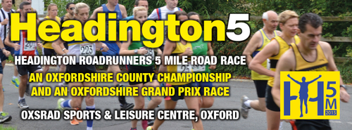 Critchleys are proud sponsors of the Headington 5