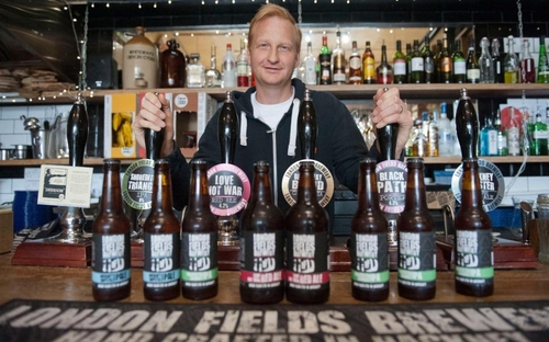 Brewery founder hits tax trouble