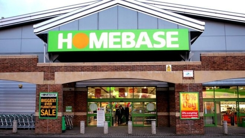 Homebase bought by Australia's Wesfarmers for £340m