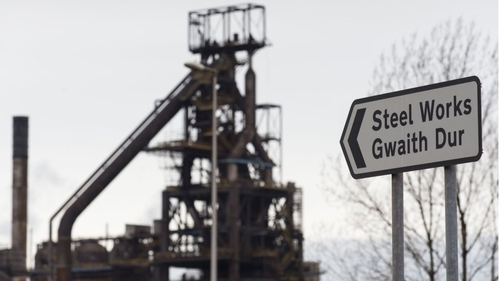 Tata Steel: Sajid Javid to seek 'responsible' sale