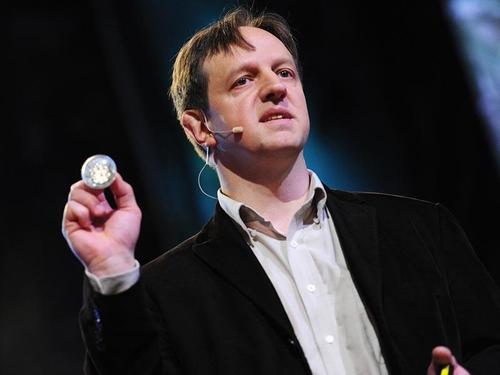 Forget WiFi, It's LiFi: Internet Through Lightbulbs