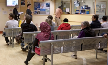 NHS waiting times; what is the cause?