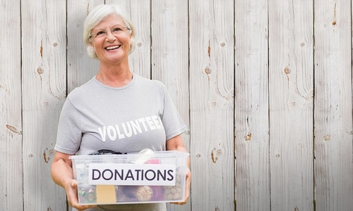 Volunteering good for mental well-being
