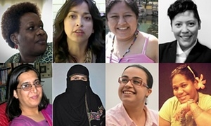 A Tribute to the Female Activists killed in 2015