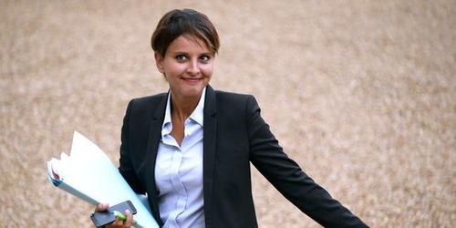 Najat Vallaud-Belkacem, bouc émissaire des