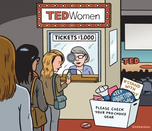 The Empowerment Elite Claims Feminism