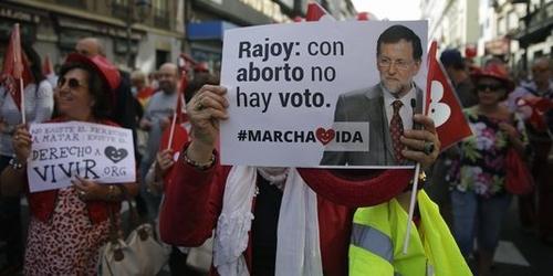 L'Espagne renonce à son projet de loi sur l'avortement