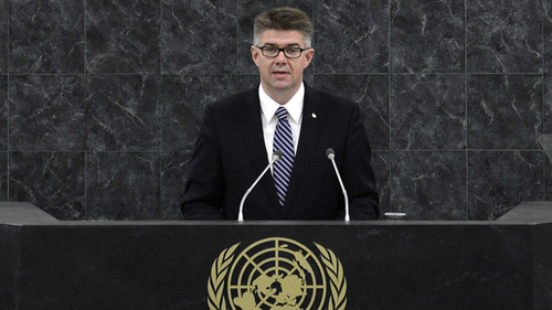 Men only : Iceland to lead conference on gender equality, no women invited