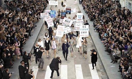 Karl Lagerfeld's flimflam feminism won't hurt the real thing