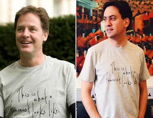 Feminism charity Fawcett Society investigates claims T-shirts are made in sweatshop by women