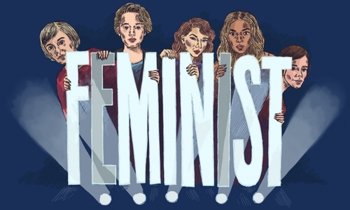 Jennifer Lawrence ? Emma Watson ? These aren't the feminists you're looking for