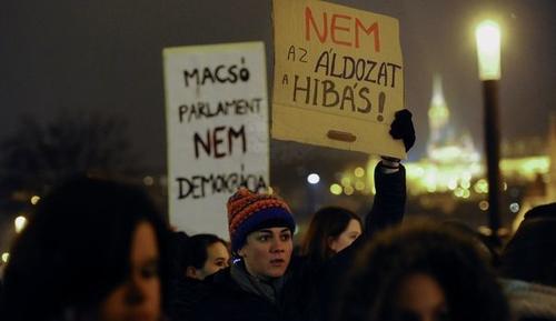 Le féminisme se réveille dans une Hongrie
