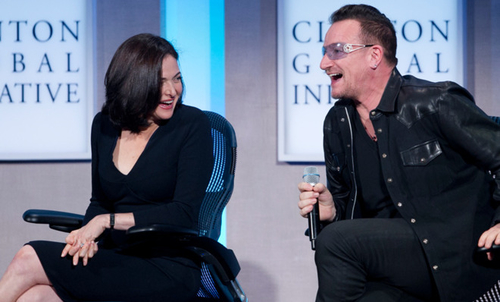 The white privilege behind Sheryl Sandberg's 'Ban Bossy' campaign
