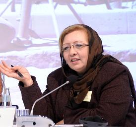 Najiba Ayubi, une femme libre au gouvernement afghan
